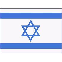 Bandera De Israel Hecha En Israel