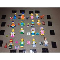 Lego Serie Completa De Los Simpsons 2 Nuevos