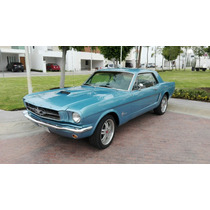 Ford Mustang Es Modelo 1965 1975