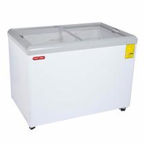 Torrey Chc-110p Congelador Horizontal Tapa Cristal Plano