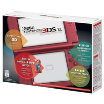 !!! New 3ds Xl Consola Nintendo En Wholegames !!!