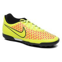Nike Tacos Tenis Magista Futbol Soccer Pasto Artificial Club