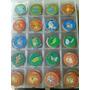 Colección Completa De Tazos Pokemon Generación 1, 2, 3 Y 3d