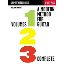 Un Método Moderno Para La Guitarra - Volúmenes 1 2 3 Complet