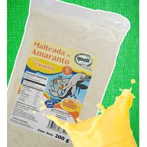 Malteada De Amaranto Orgánico Sabor Vainilla, 200g, Quali