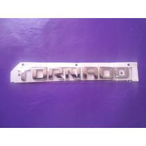 Emblema Tornado Chevrolet Camioneta Original