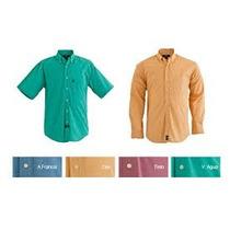 Uniforme Camisa Blusa Microraya,serigrafia,bordadora
