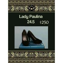 Zapatos Lady Paulina