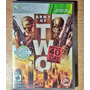 Juego Xbox 360 Army Of Two The 40th Day. Original