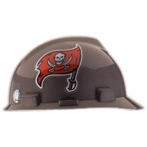 Nfl Casco De Seguridad Msa Safety Works Tampa Bay Buccaneers