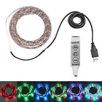 Lemonbest 6.5ft 2m 120leds Resina Color Flexible Cambio Usb