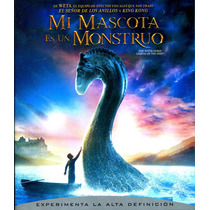 Bluray Mi Mascota Es Un Monstruo ( The Water Horse: Legend O