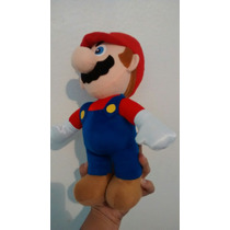 Mario Bros Peluche De La Mejor Calidad