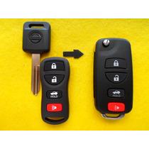 Carcasa Remoto Modificacion Nissan Altima 350z Envio Gratis