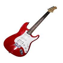 Guitarra Electrica Profesional Soundtrack Gts-120 Roja