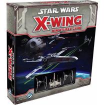 Star Wars X-wing Miniatures Game Core Set - Para 2 Jugadores