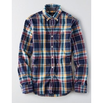 Camisas American Eagle, Nuevas, Originales, Hollister