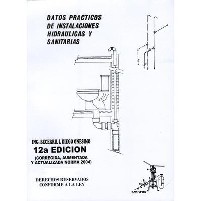 Datos practicos de instalaciones hidraulicas y sanitarias for Lavaderos practicos