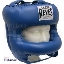 Careta Cleto Reyes Con Barra De Nylon Azul