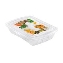 Jgo 3 Contenedores Mantener Fresca Frutas/verduras 1 L Prinz