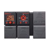 Pedales Para Bajo Zoom B1xon Bass Effects Pedal