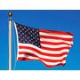 Bandera Estados Unidos De 91cm X 1.52 Mt Uso Pesado Exterior
