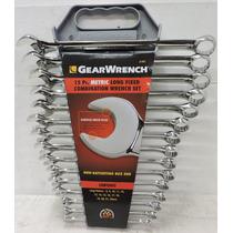 Juego De 15 Llaves Combinadas Mm Gear Wrench