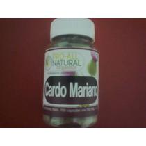 Cardo Mariano 100 Capsulas Puro Organico