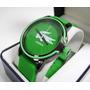 L A C O S T E . Reloj Acero / Caucho Vgv1 V