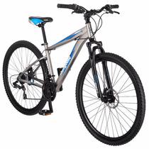 Bicicleta De Montaña Mongoose Para Hombre Gris Mate