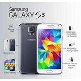 Samsung Galaxy S5 Nuevo De Exhibicion + Regalo