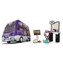 Justin Bieber Autobus Incluye Dos Sets Y Muñeco Con Esmokin