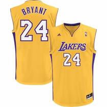 Nba Jersey #24 Kobe Bryant Y #23 Michael Jordan, Originales!