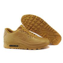air max 90 doradas