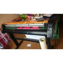 Plotter De Corte Moritzu 128 Cm,plancha,impresora Subl, Pc,
