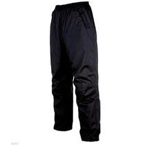 Pantalon Impermeable Ciclismo Motos Camping Montaña Talla L