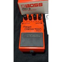 Boss Md-2 Mega Distortion Pedal Distorsión Metal Keeley Dirt