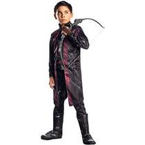 Rubie Vestuario Vengadores 2 Edad Del Deluxe Hawkeye Traje D