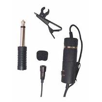 Autec - Microfono Omnidireccional Lavalier Atr-35