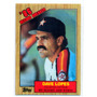 1987 Topps #4 Davey Lopes Rb/most Steals& Season&/40-year-ol
