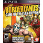 Borderlands - Goty Ps3