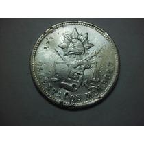 Republica Mexicana 25 Centavos Balanza Fecha 1888 Ceca Mo