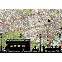 16731 Hora Punta Mapa Ciudad Rompecabezas 500 Piezas Educa
