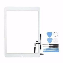 Pantalla Ipad 5 Air A1474,1475,1476 Boton+frame+adhesivo+kit