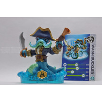 Figura Skylanders Wash Buckler Swap Force Water