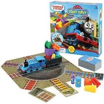 1 X Thomas Tren Y Amigos Tipsy Revuelto Juego De Mesa - Tont