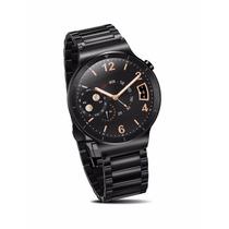 Reloj Huawei Steel Watch Black Smartwatch Android Iphone