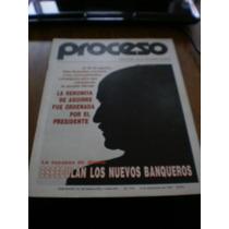 Proceso - La Renuncia De Aguirre Fue Ordenada #775 1991