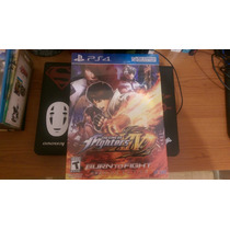 The King Of Fighters Xiv Ps4 Premium Edition