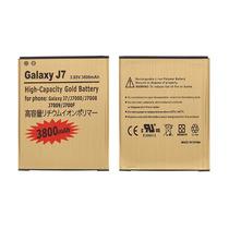 Batería Pila Alta Capacidad 3000mah Galaxy J7 J700 Gold